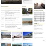 Туристический новостной сайт